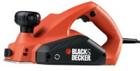 Электрорубанок Black & Decker KW712